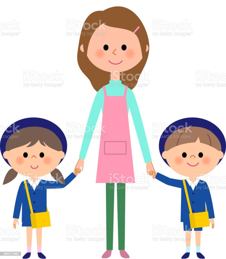 Babysitting Day Care Child Care: Childcare Clip Art, Vector Images & Illustrations