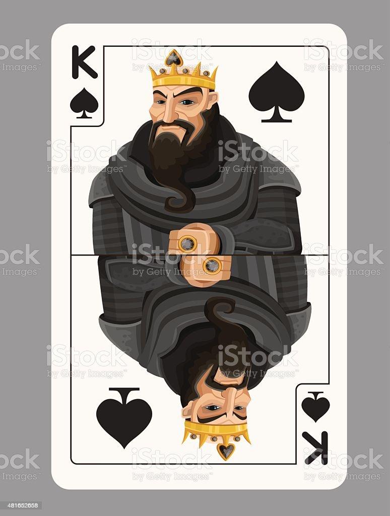 фото пиковый король