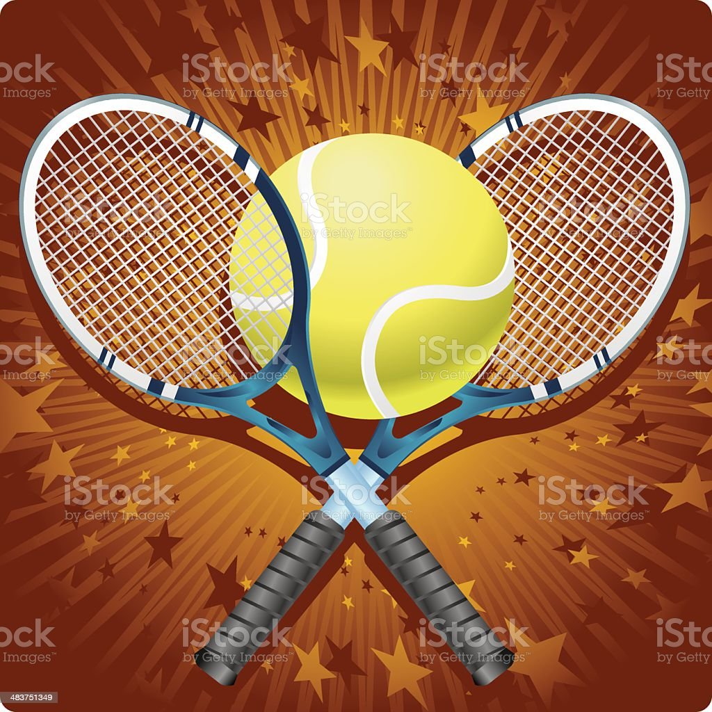 King of the Court royalty-free stock vector art