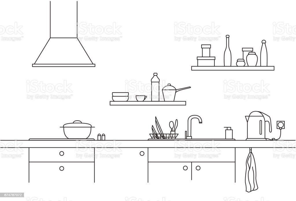 Kitchen Sink Lyrics Art kitchen sink kitchen worktop with sink kitchen hood and plate in