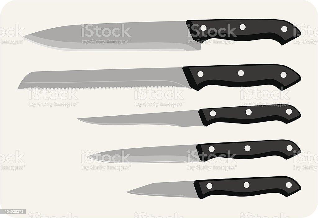 knives royalty-free stock photo