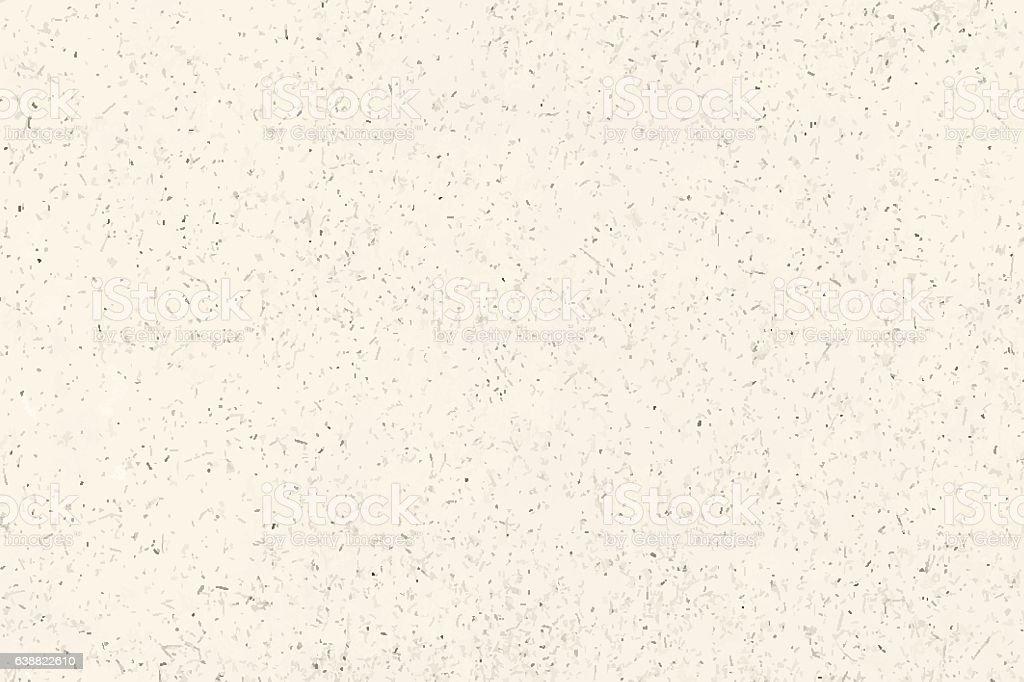 Kraft beige texture, background and wallpaper vector art illustration