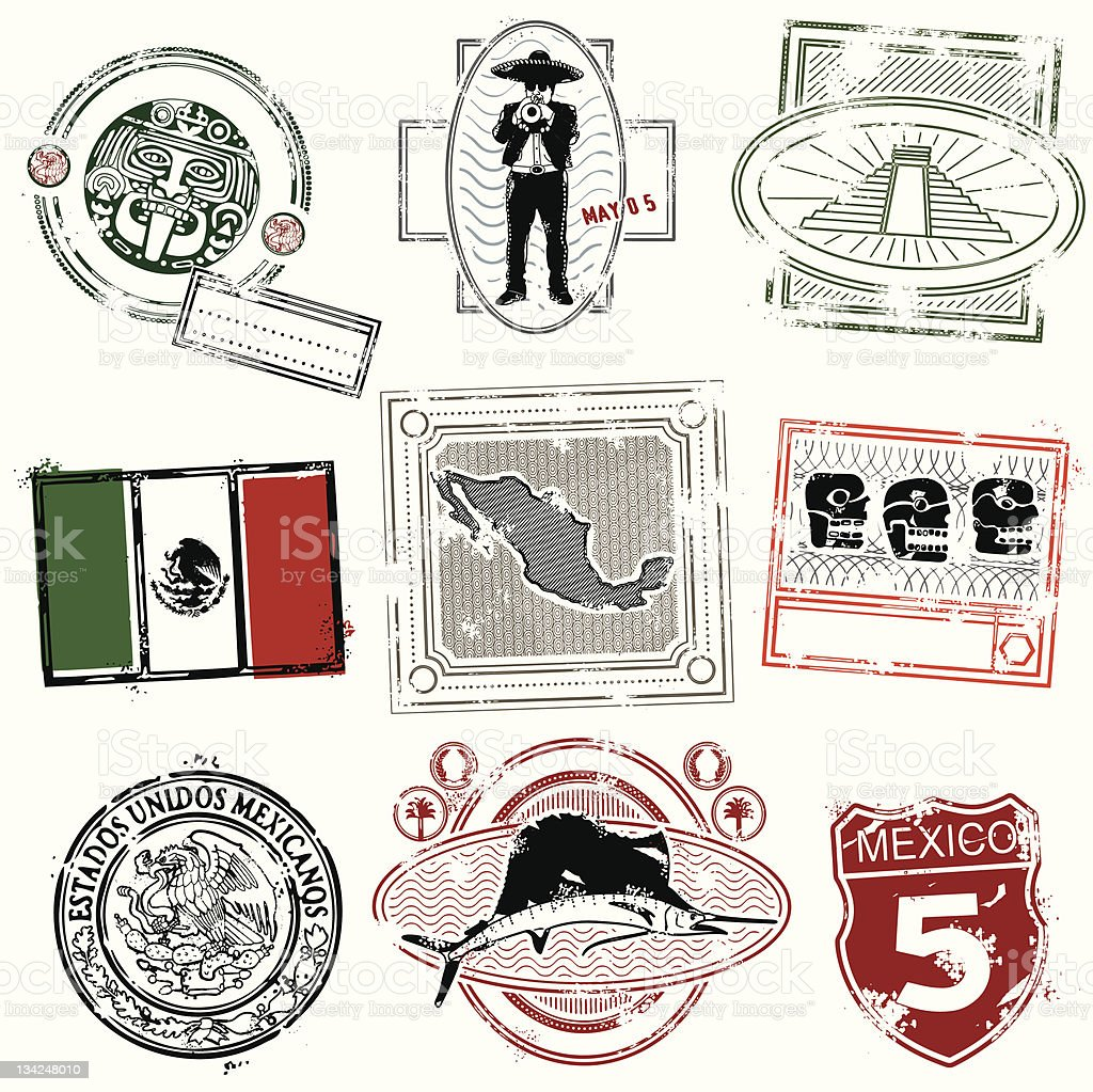 La Raza Palooza vector art illustration