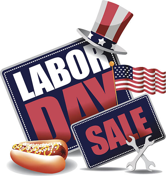 Labor Day Sale: Labor Day Clip Art, Vector Images & Illustrations