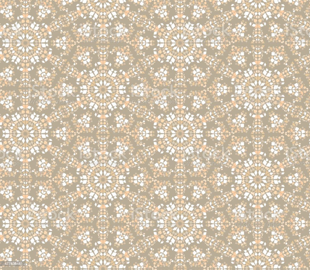 Lace seamless texture. royalty-free stock vector art