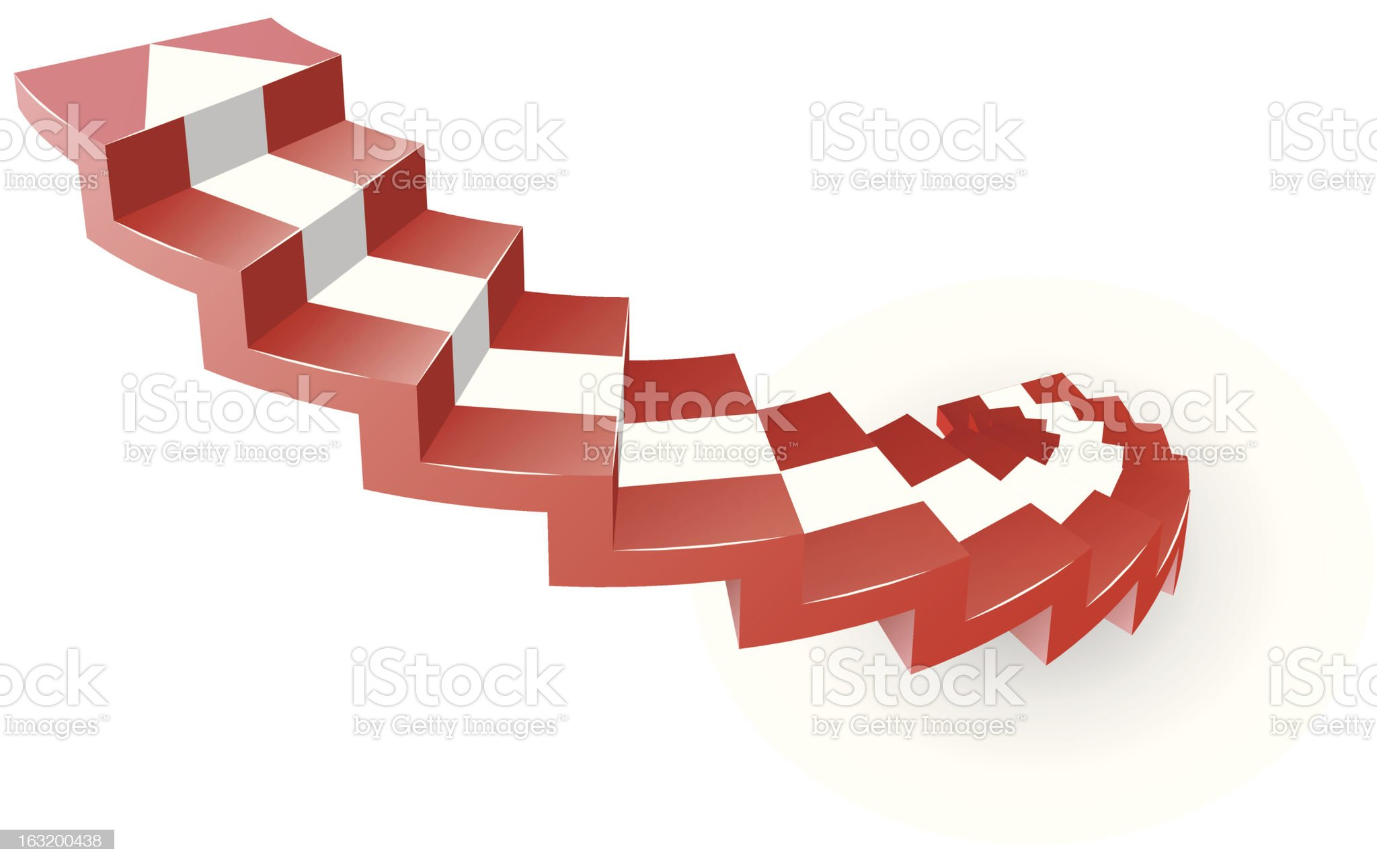 ladder vector royalty-free stock vector art