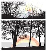 Landscape Color Highlights