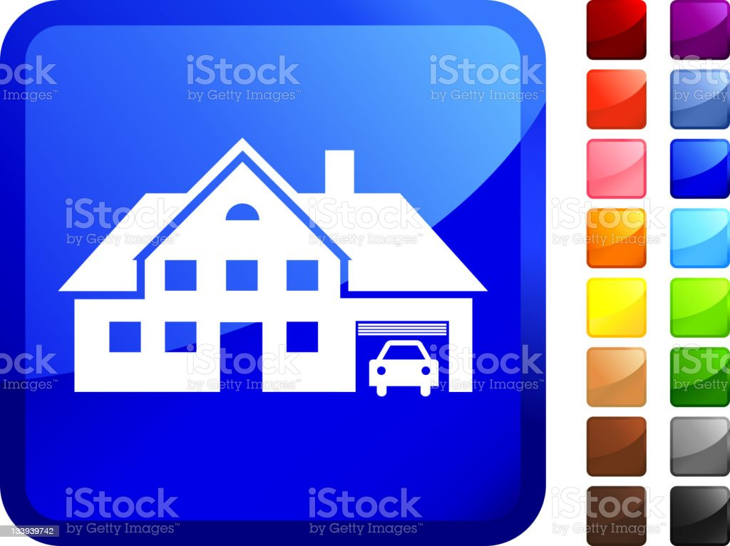 large house internet royalty free vector art royalty-free stock vector art