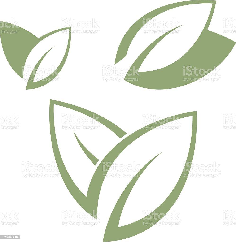 laurel leaf stock vector art 612625218 istock