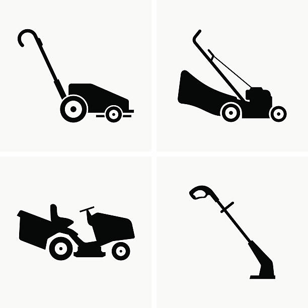 Lawn Clip Art additionally Flower Garden Tools Free Vintage Clip Art together with 11332594 as well Tractor Coloring Pictures besides . on lawn mower clip art