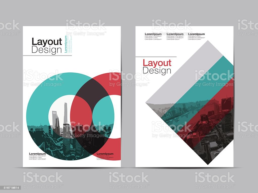 layout design2 vector art illustration