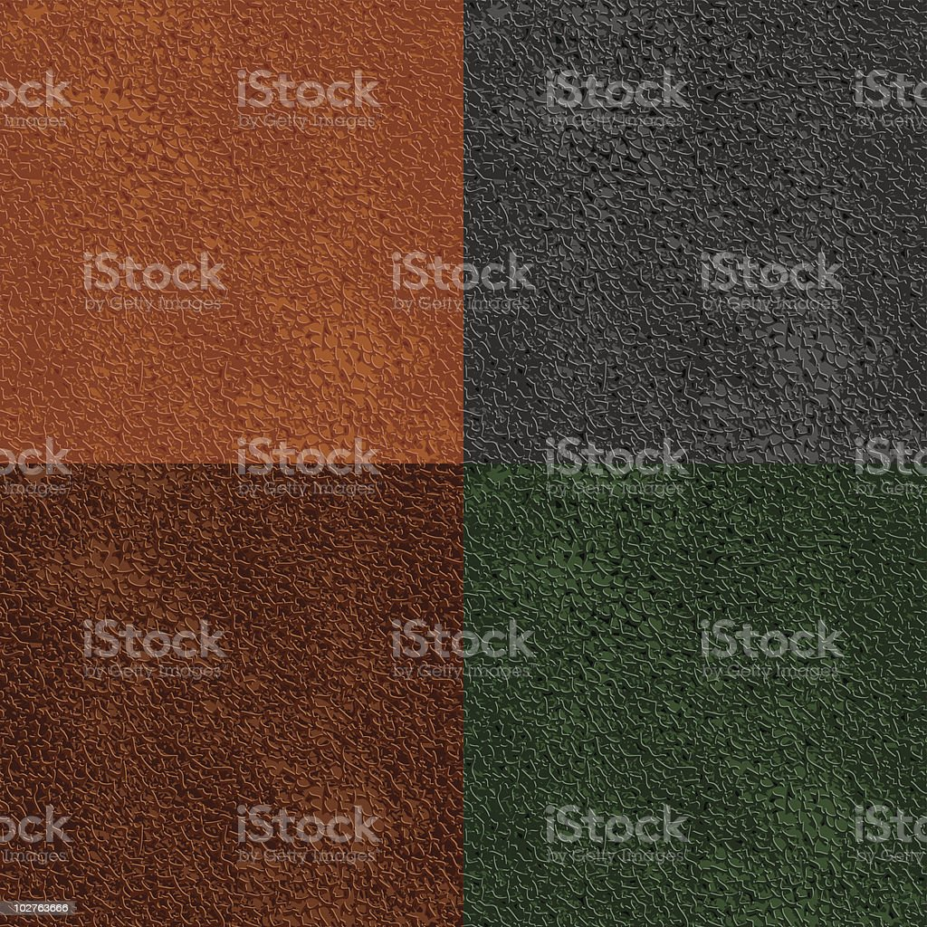 leather seamless pattern royalty-free stock vector art