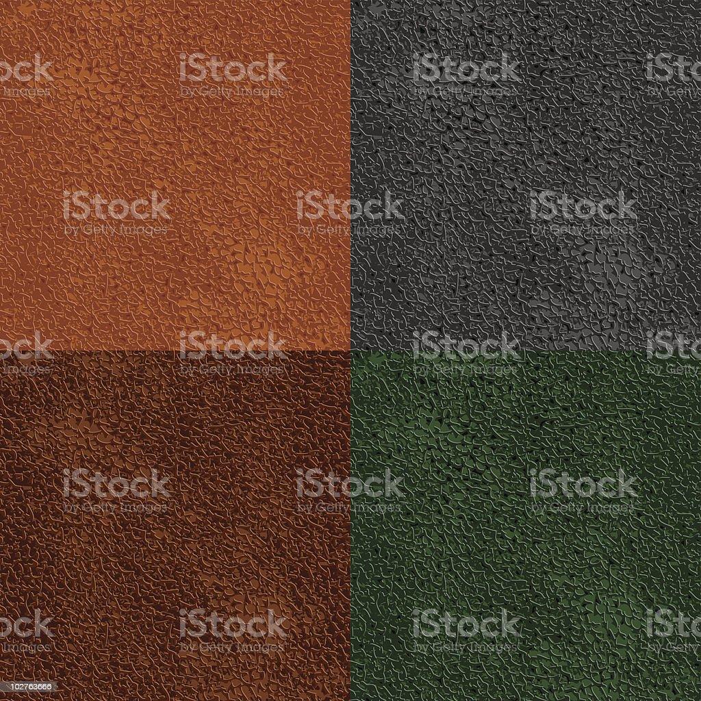 leather seamless pattern vector art illustration
