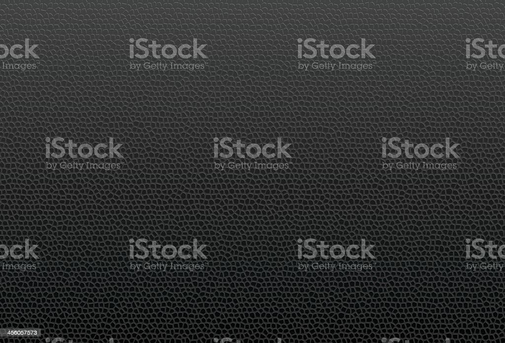 Leather texture. vector art illustration