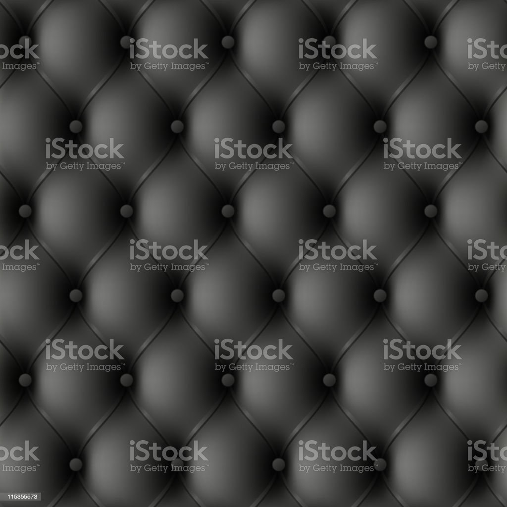 Leather upholstery. Seamless. royalty-free stock vector art