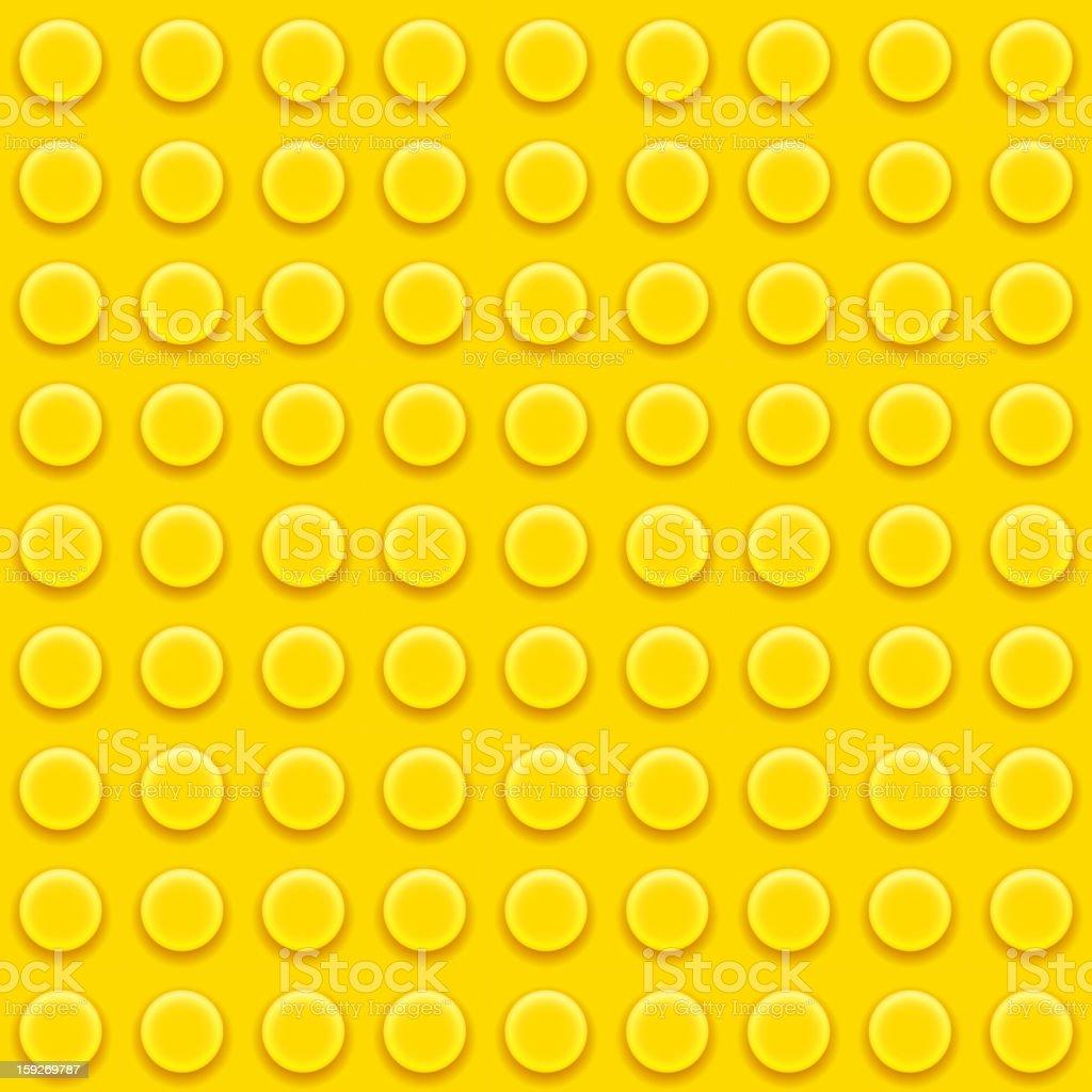 Lego blocks pattern royalty-free stock vector art