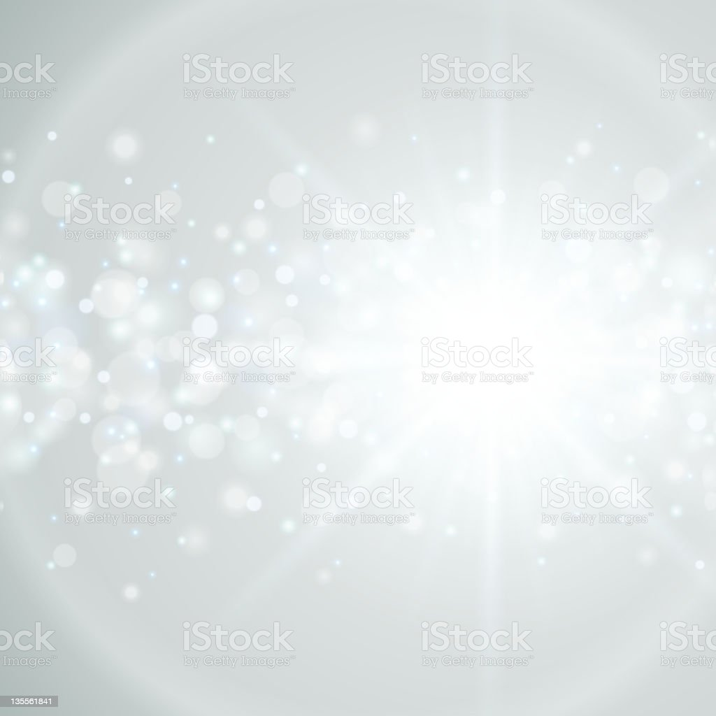 Lens flare background royalty-free stock vector art