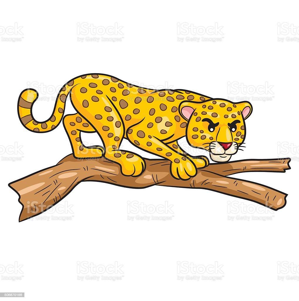 Dessin Leopard