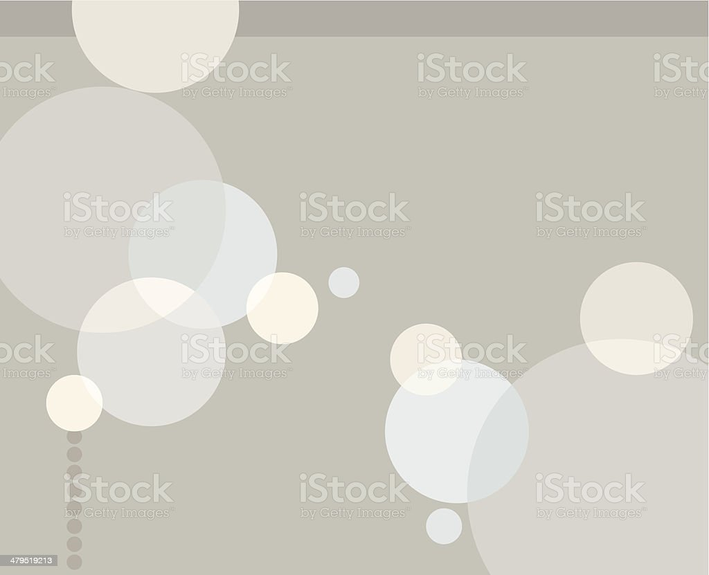 Less is more - Background 4 royalty-free stock vector art
