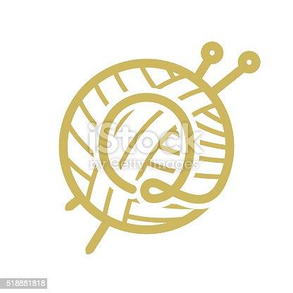 Вязание спицами логотипы 77