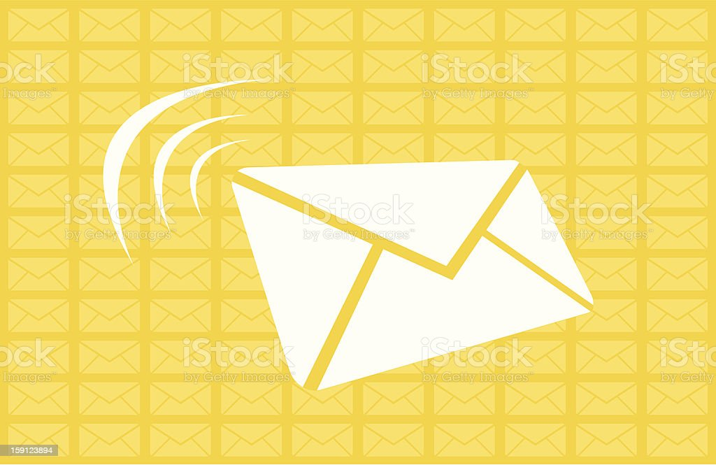 Letter royalty-free stock vector art