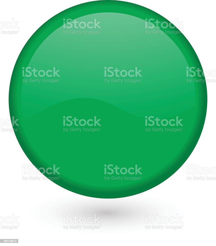 Libyan flag vector button royalty-free stock vector art