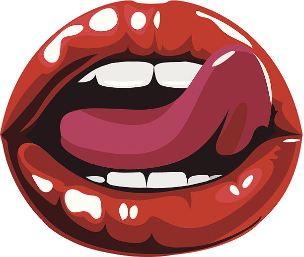 Sticking Out Tongue Clip Art, Vector Images ...