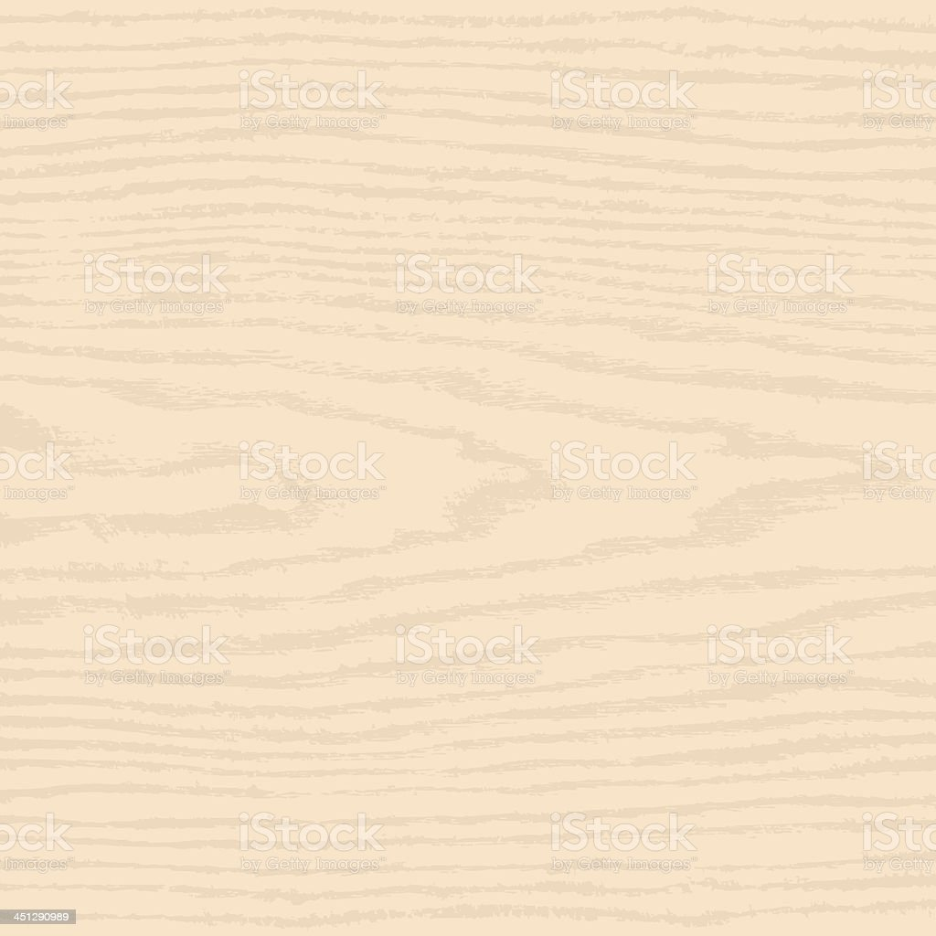Light beige wood texture background natural pattern swatch vector art illustration