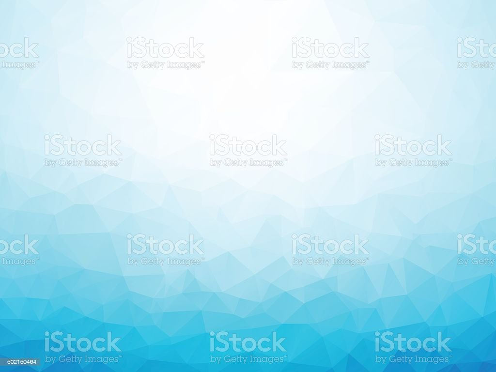 light blue winter background vector art illustration