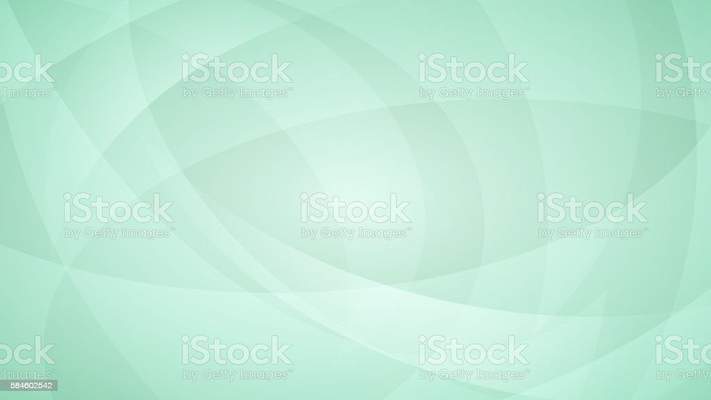 Light green abstract background vector art illustration