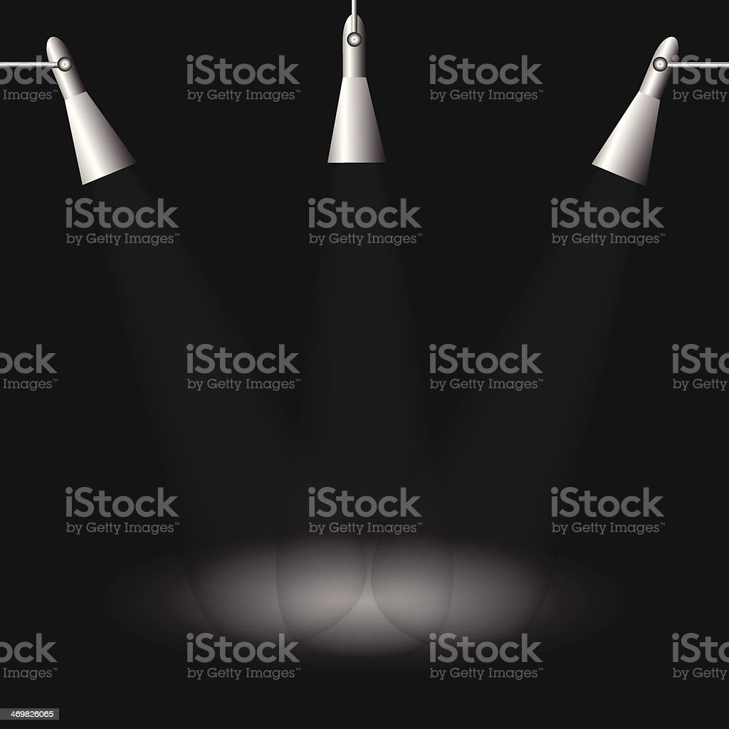 light royalty-free stock vector art