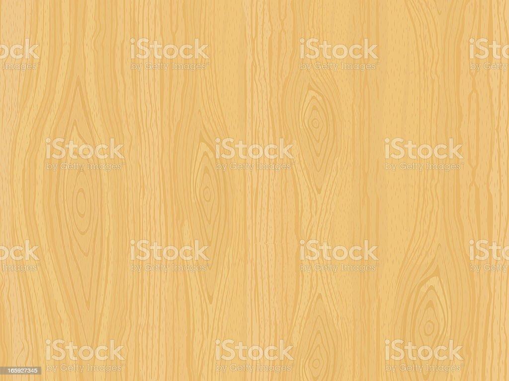 Light woodgrain texture background vector art illustration