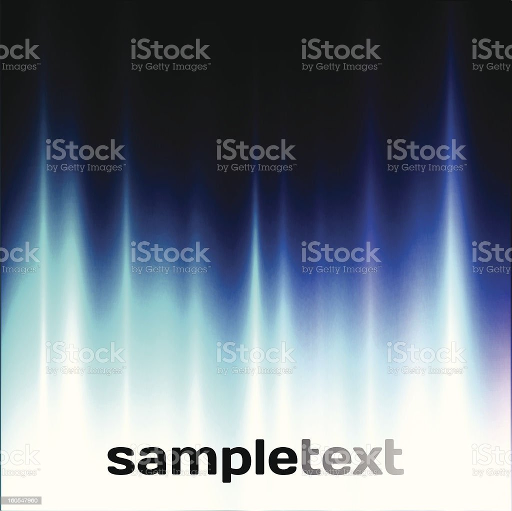 Lights Background royalty-free stock vector art