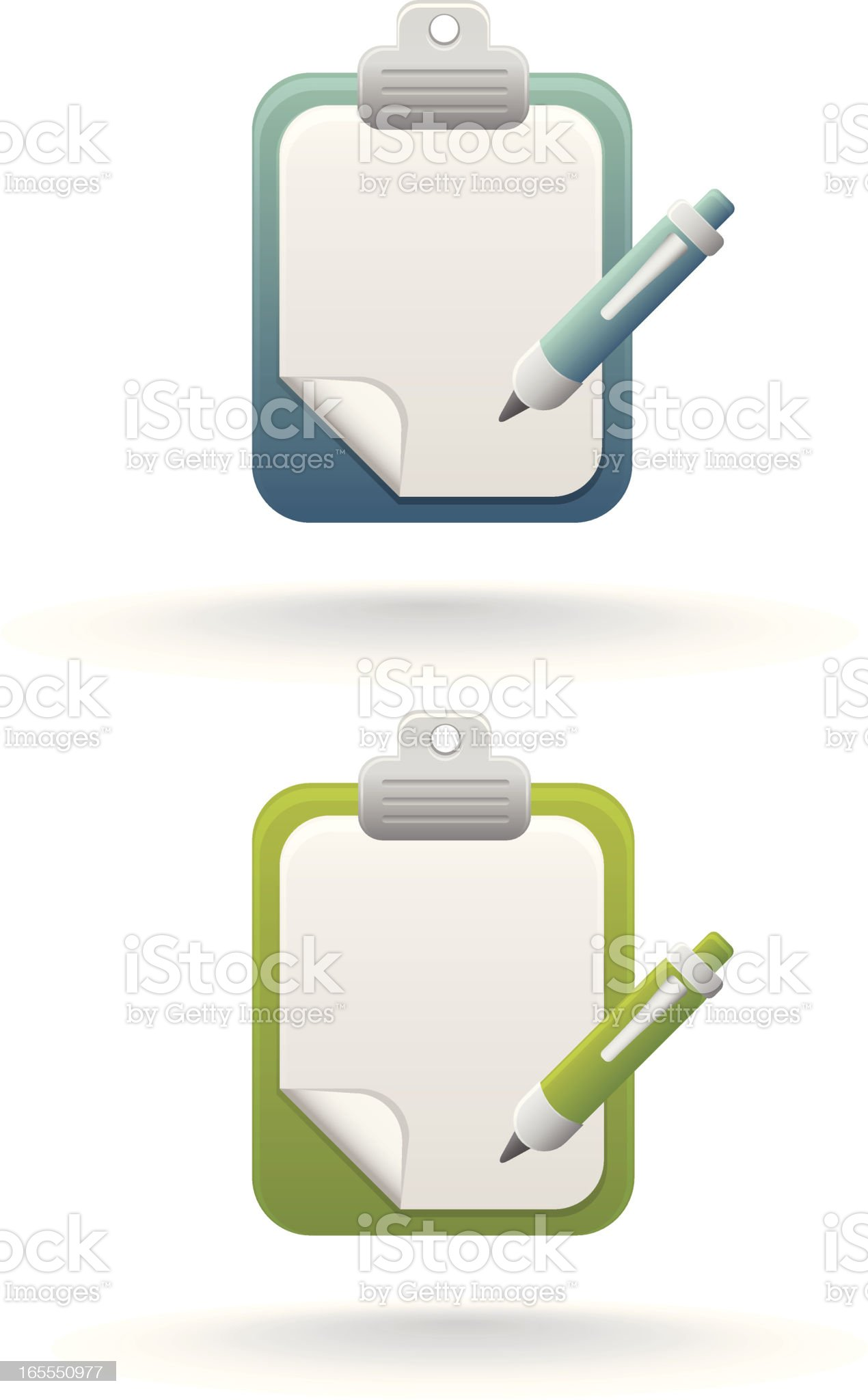 Lime and ice: form royalty-free stock vector art