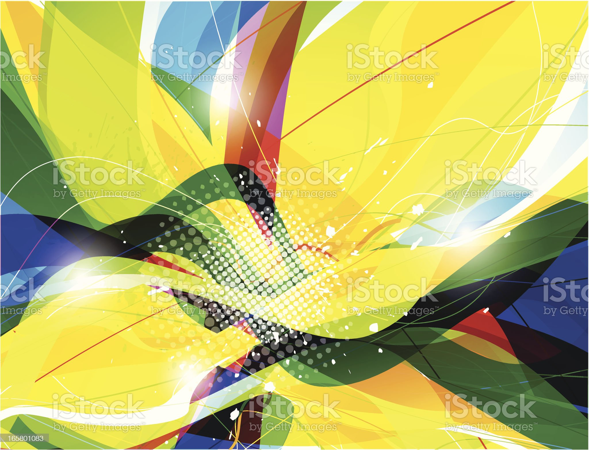 Lines royalty-free stock vector art