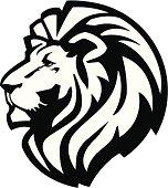 Lion Head Icon