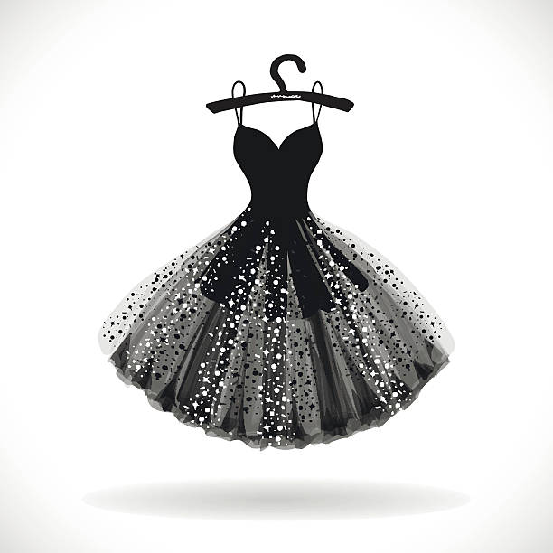 Dress Clip Art, Vector Images & Illustrations - iStock