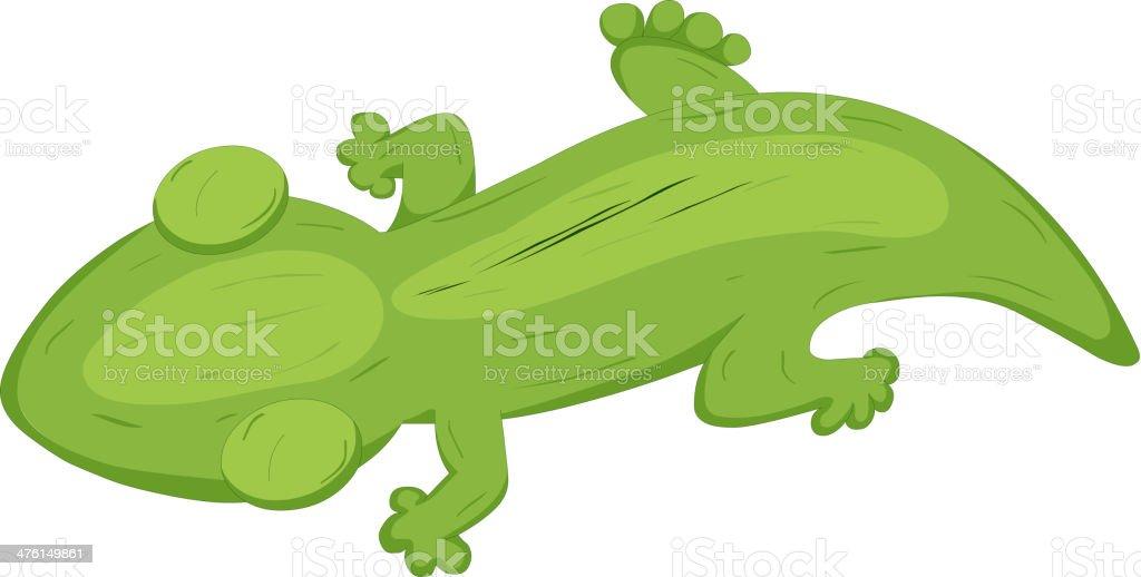 Lizards royalty-free stock vector art