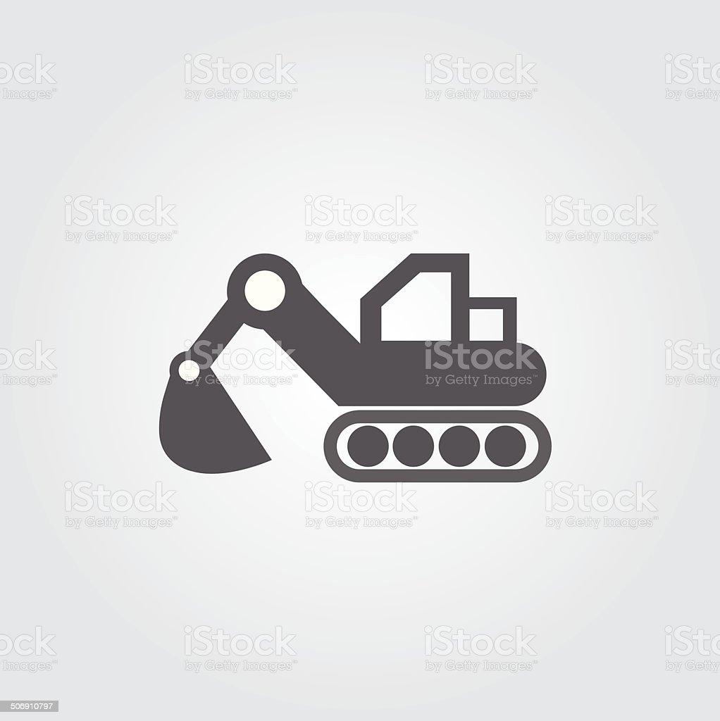 loader vector icons vector art illustration