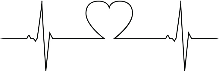Heartbeat Line Drawing: Heartbeat Clip Art, Vector Images & Illustrations