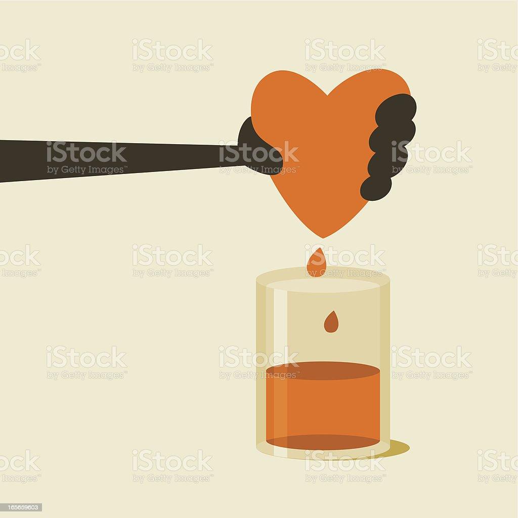 Love juice royalty-free stock vector art