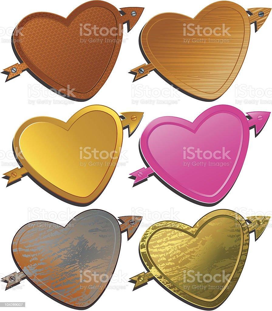 Love Sign royalty-free stock vector art