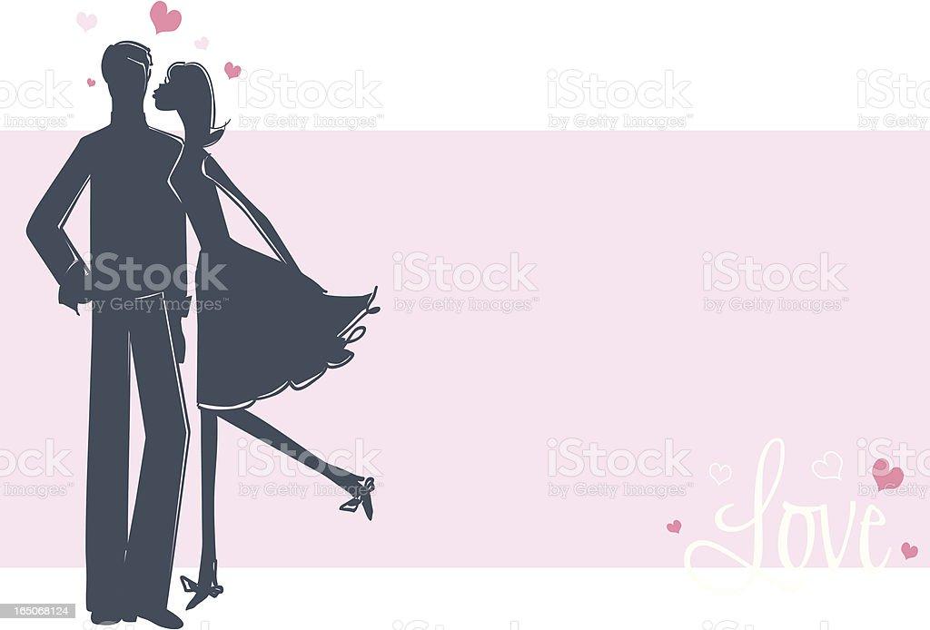 Love royalty-free stock vector art