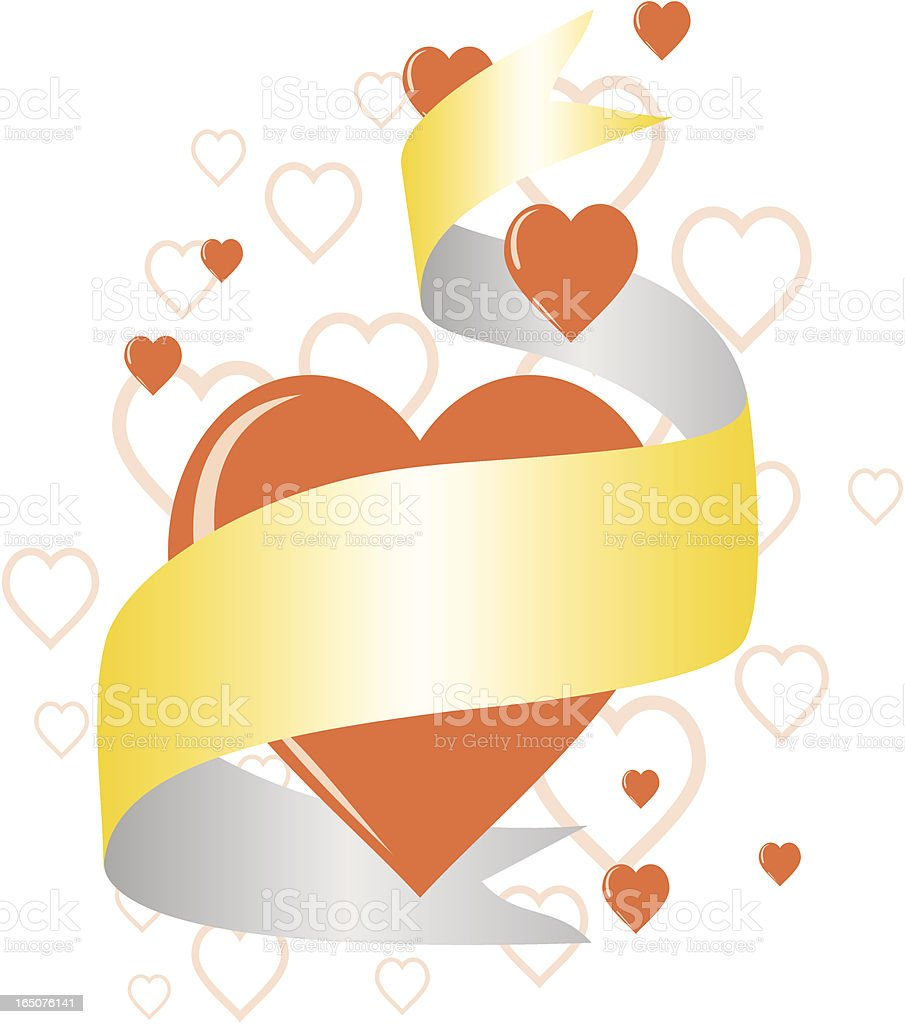 I love you. royalty-free stock vector art
