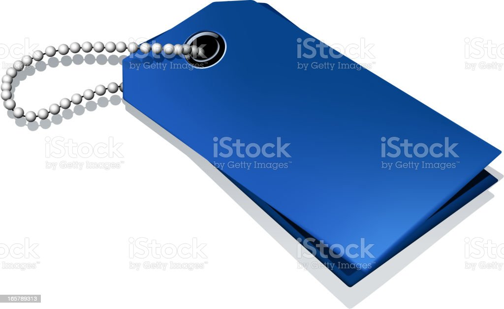 luggage tag royalty-free stock vector art