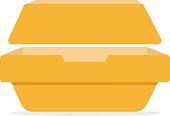 Lunchbox icon.