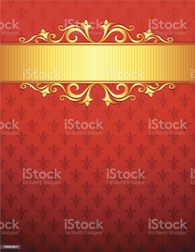 Luxurious background royalty-free stock vector art