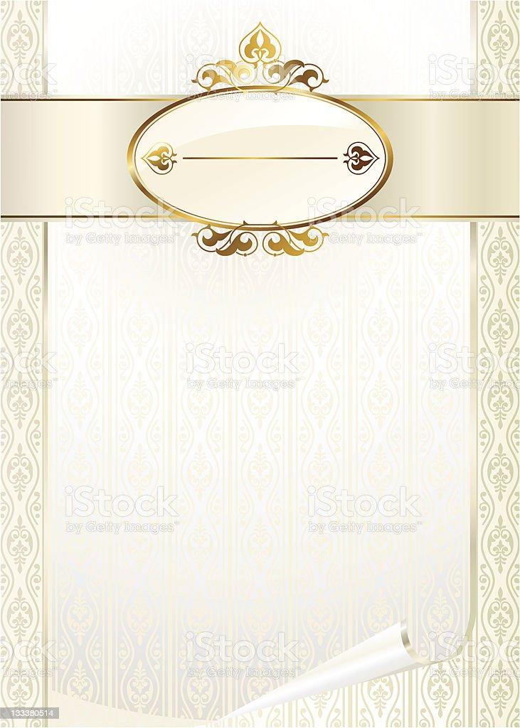 Luxury background royalty-free stock vector art