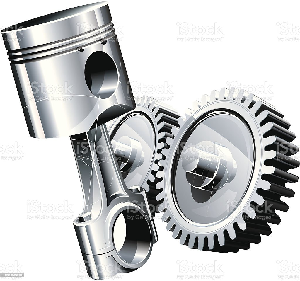 machine power royalty-free stock vector art