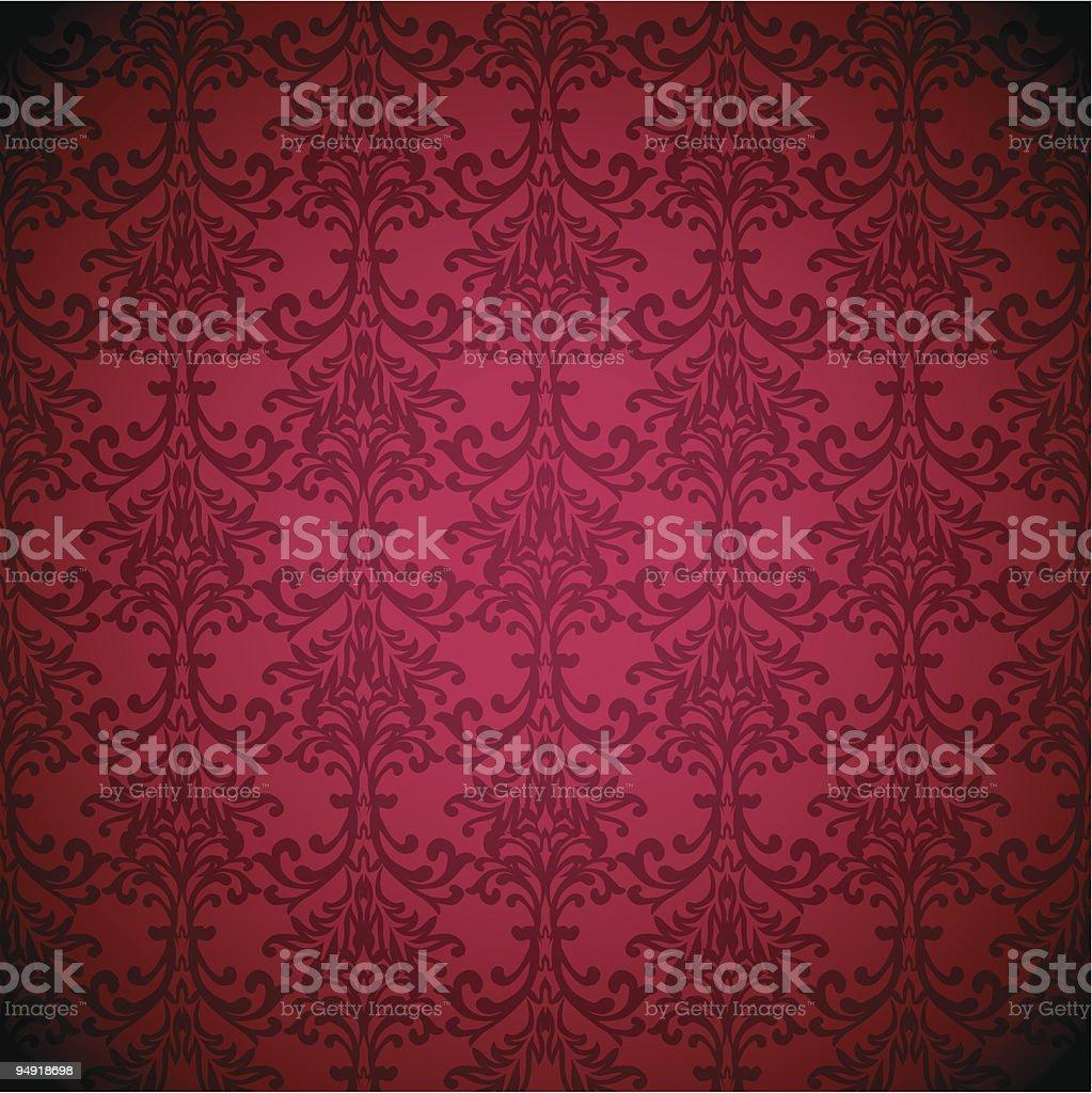 magenta dream wallpaper royalty-free stock vector art